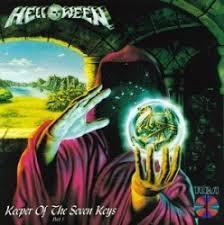<b>Keeper of</b> the Seven Keys, Pt. 1 - <b>Helloween</b> | Songs, Reviews ...
