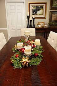Christmas Dining Room Christmas Buffet Table Ideas Amazing Decor On Design Decorations