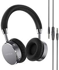 Amazon.com: <b>Satechi Aluminum</b> Bluetooth <b>Wireless</b> Headphones ...