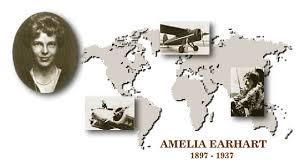 Bildresultat för amelia earhart