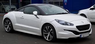 Peugeot RCZ - Wikipedia