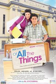Of All The Things – Regine and Aga Muhlach – Full Movie