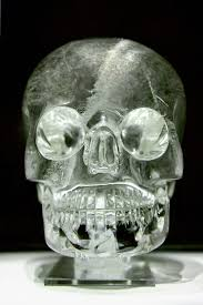 <b>Crystal skull</b> - Wikipedia
