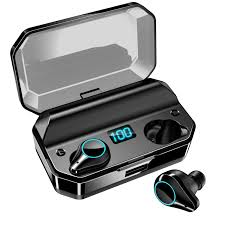 L8 <b>TWS Wireless</b> Earbuds <b>TWS</b> Bluetooth Earphones Binaural call ...