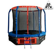 <b>Батут DFC JUMP BASKET</b> 5FT-JBSK-B (с сеткой) купить за 11 900 ...