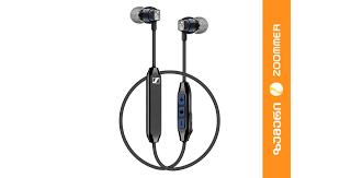 Sennheiser CX 6.00 BT Wireless in-Ear Headphones <b>Black</b>