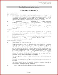 12 sample of loan agreement sendletters info loan agreement letter and letter of guarantee