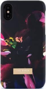 <b>Клип</b>-<b>кейс Ted Baker iPhone</b> X impressionist bloom - цена на Клип ...