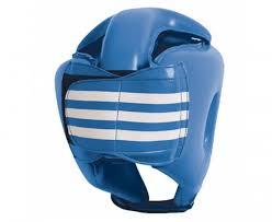 <b>Шлем</b> боксерский Adidas Competition Head Guard цв.<b>синий р</b>.<b>S</b>
