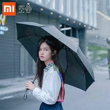 <b>Xiaomi</b> складной автоматический <b>зонт</b> WD1 23 дюйма сильный ...