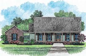 Front and Back Porches   KB   st Floor Master Suite  Carport    Plan KB