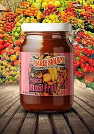 Marie Sharp's <b>Tropical mixed</b> fruit jam - 100% natural