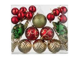 <b>Украшение Lefard Набор шаров</b> Сказочное Рождество 42шт 858 ...