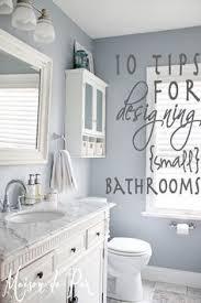 gray paint small bathroom design