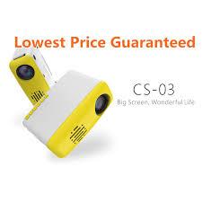 《 <b>2019 NEW</b> 》CS -03 <b>LCD</b> Portable Pocket LED <b>Mini</b> Projector ...