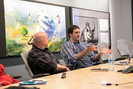 interview the story artist and animation supervisor of tinker neverbeast print 04 1024x682 interview the story artist and animation supervisor of tinker bell and