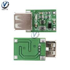 <b>5PCS DC DC 0.9V 5V to</b> 5V 600MA Step Up Booster Power ...