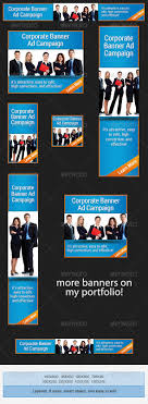 corporate psd banner ad template by admiral adictus graphicriver corporate psd banner ad template banners ads web elements