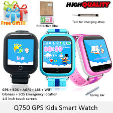 GW200S GPS <b>smart watch</b> Q100 <b>baby watch</b> with Wifi GPS SOS ...