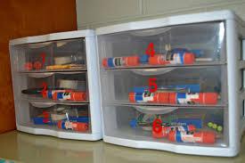 drawer organization sam
