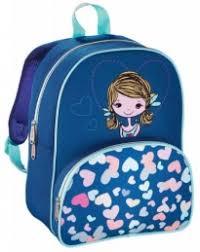 Рюкзак детский <b>Hama LOVELY GIRL синий</b>, голубой 428038 ...