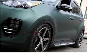 <b>Боковые подножки GSC</b> - KIA The SUV Sportage (MOBIS) Вставка ...