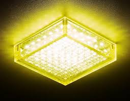 Встраиваемый <b>светильник Ambrella light</b> LED <b>S150</b> GD 5W 4200K ...
