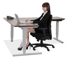 large size of desk fascinating stand up office desk l shape mahogany wood top steel attractive wooden office desk