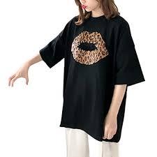 Buy SoniaAngel Womail T-shirt <b>Women Summer Korean</b> Loose ...