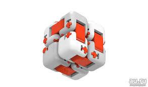 Кубик-<b>конструктор</b>-антистресс <b>Xiaomi Mitu Fidget</b> Building Blocks ...