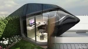 Modern Pod House Designs   Nano Homes   YouTube