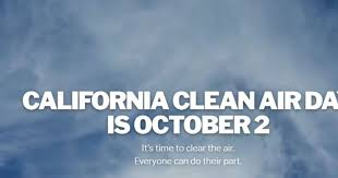 Over 1.2 Million Actions to Clean the Air Taken across California on ...