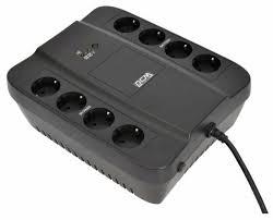 Резервный <b>ИБП Powercom</b> SPIDER <b>SPD</b>-<b>650N</b> — купить по ...