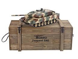 <b>Радиоуправляемый танк Taigen</b> Leopard 2 A6 САМО RTR ...
