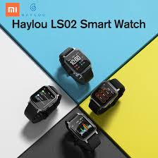 Qoo10 - <b>New Arrival</b>! Xiaomi <b>Haylou</b> Smart Watch LS02 Bluetooth ...