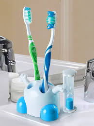 "Подставка для <b>зубных щеток</b> с песочными часами ""Зубки ..."