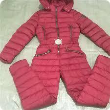 Продвижение снег лыжный костюмы для женщин одна деталь ...