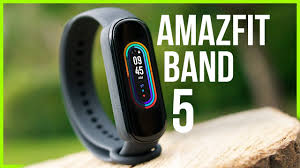 <b>Amazfit Band 5</b> Review - The Fitness Tracker You've Been Waiting ...
