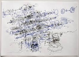 madeline stillwelldiagram drawing
