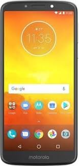 Мобильный <b>Телефон Motorola Moto</b> E5 XT1944-2 16Gb Grey ...