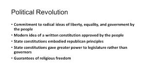 revolutionary era essay to what extent did the revolutionary era 3 political revolution