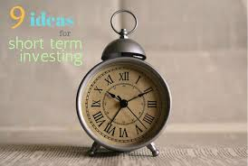 The 9 Best Short Term Investments for Any Savings Goal