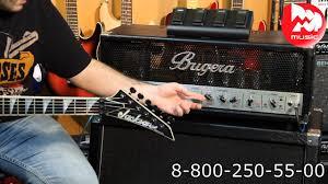 <b>Гитарный усилитель BUGERA</b> 6260 <b>INFINIUM</b> - YouTube
