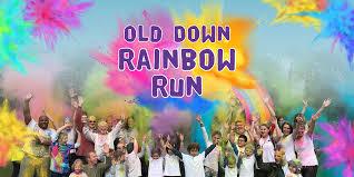 <b>Rainbow</b> Fun Run - Old <b>Down</b> Estate