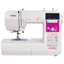 <b>Швейная машина Janome 450 MG</b> – купить в СПб, Москве и др ...