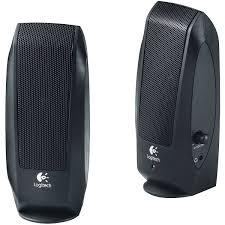 Компьютерная акустика Logitech S120 Speaker System 2.0, <b>Black</b> ...
