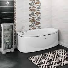 <b>Акриловая</b> прямоугольная <b>ванна</b> Радомир Неаполи 180x85 ...
