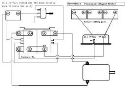 ev library v is for voltage electric vehicle forum contactor wiring schematic for reversing pm motors