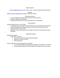 preparing job application materials a guide to technical example resume poor formatting