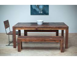 awesome dining room black wood rectangular  epic reclaimed wood dining table for rustic dining room ideas fascina